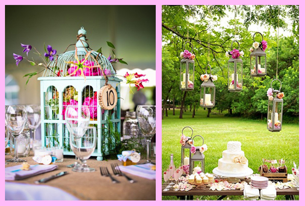 Decoracion bodas archivos cocktail de mariposas for Adornos boda jardin