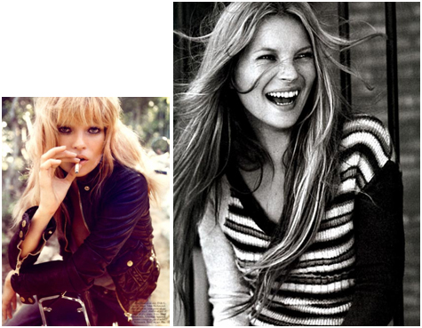 kate moss british icon