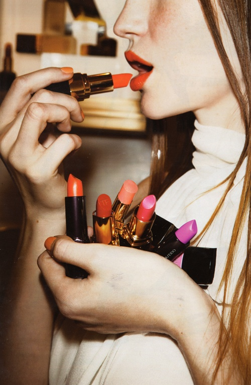 lipsticks make up