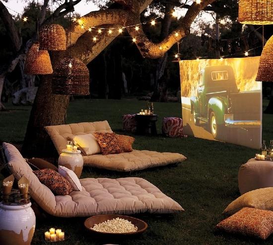 picnic romantico+cine