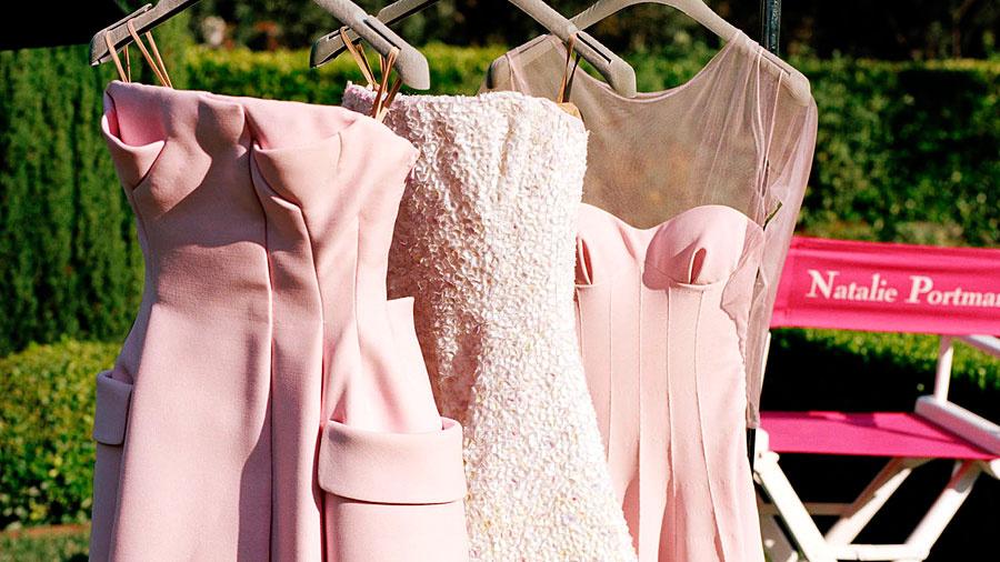 vestidos la vie en rose natalie portman
