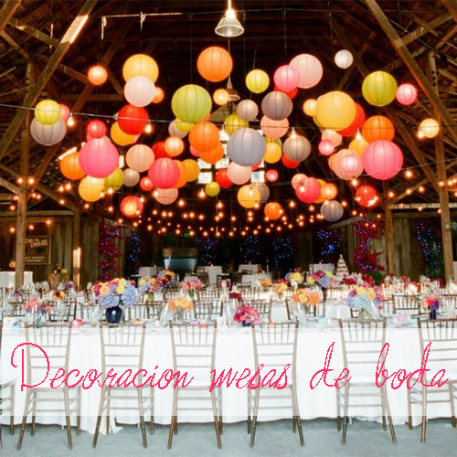 decoracion boda perfecta