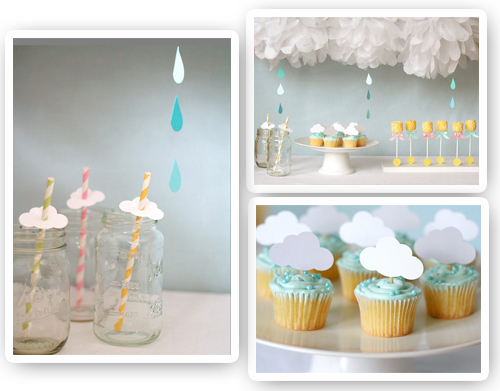 ideas decoracion baby shower