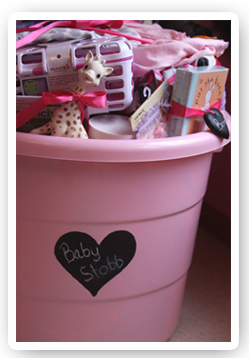 regalo para baby shower