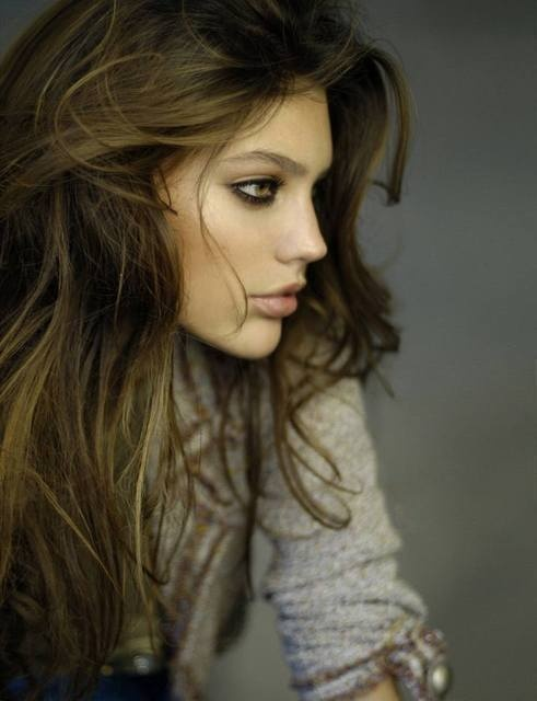 peinados pelo volumen peinados casual pelo largo