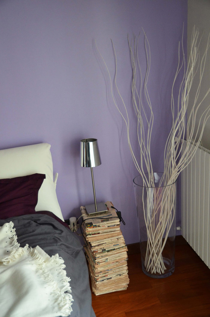 chiara ferragni dormitorio