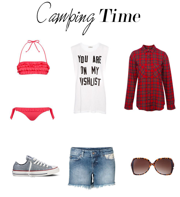 look camping