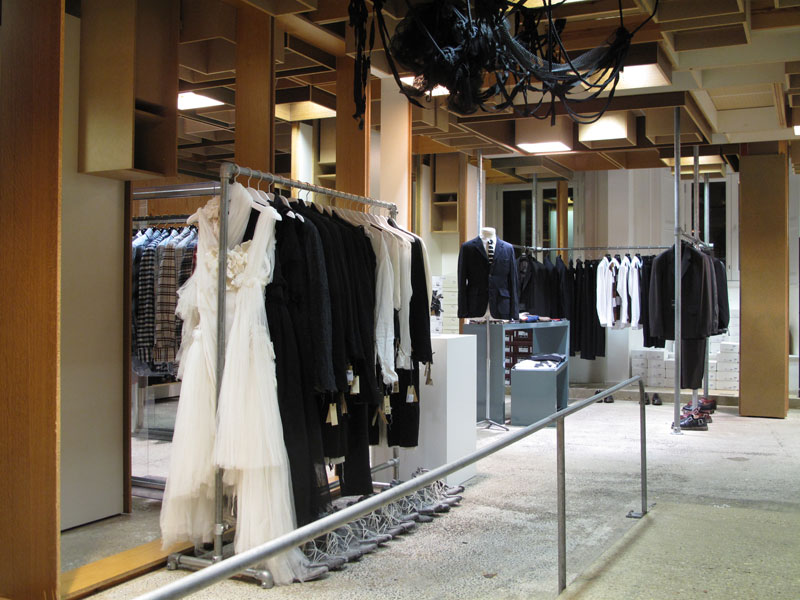 dover street market concept store