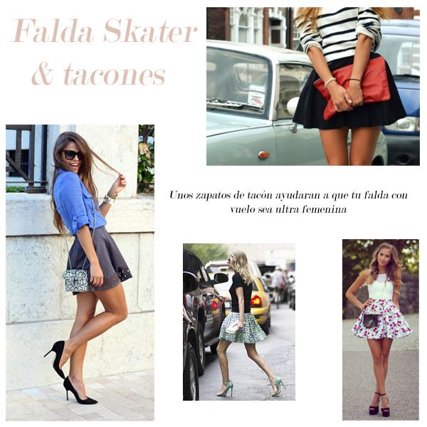 falda-skater-zapatos-tacon