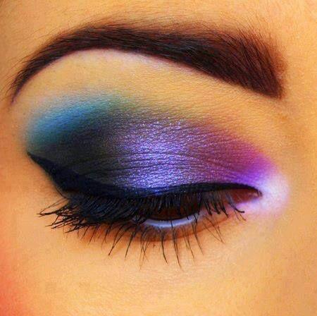 Los 7 secretos del maquillaje que har n que tus ojos for Sombras de ojos para ojos marrones