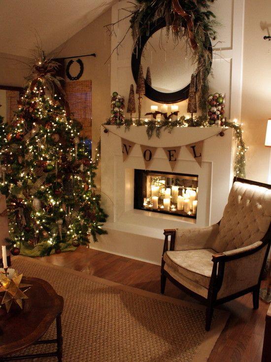 Decoraci n navidad tradici n o estilo n rdico cocktail for Decoracion de navidad