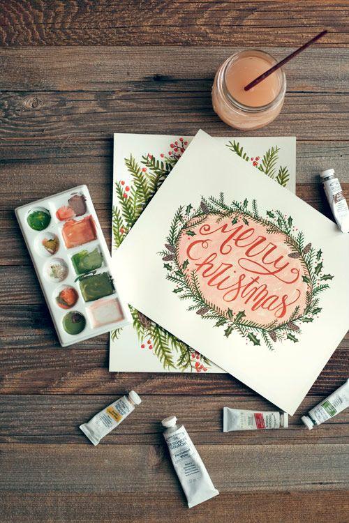 ideas manualidad navidad