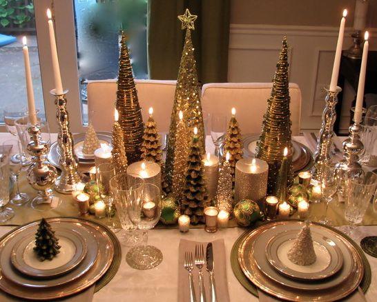 Decoraci n navidad tradici n o estilo n rdico cocktail for Decoracion navidena moderna