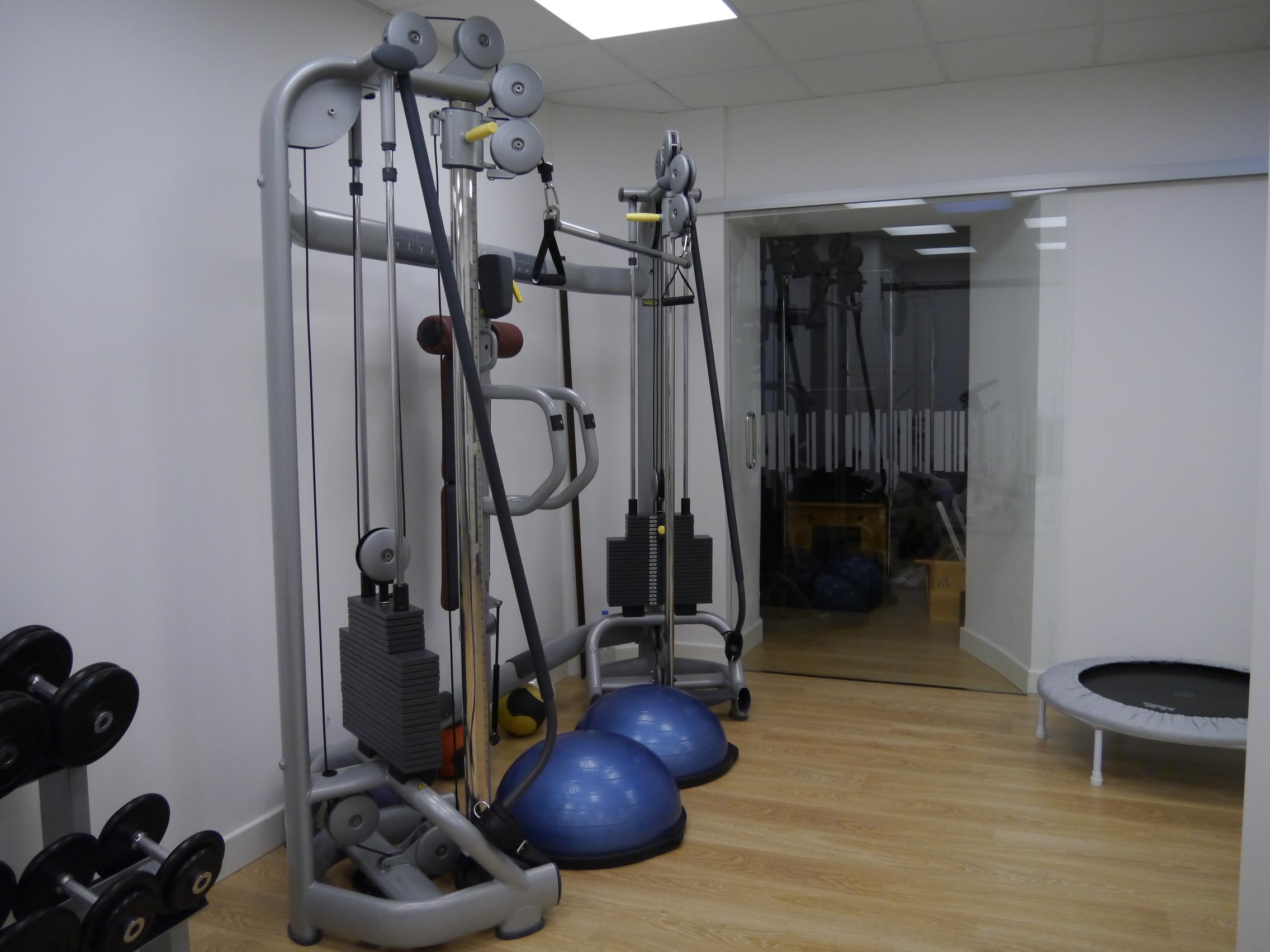 urban gym santander