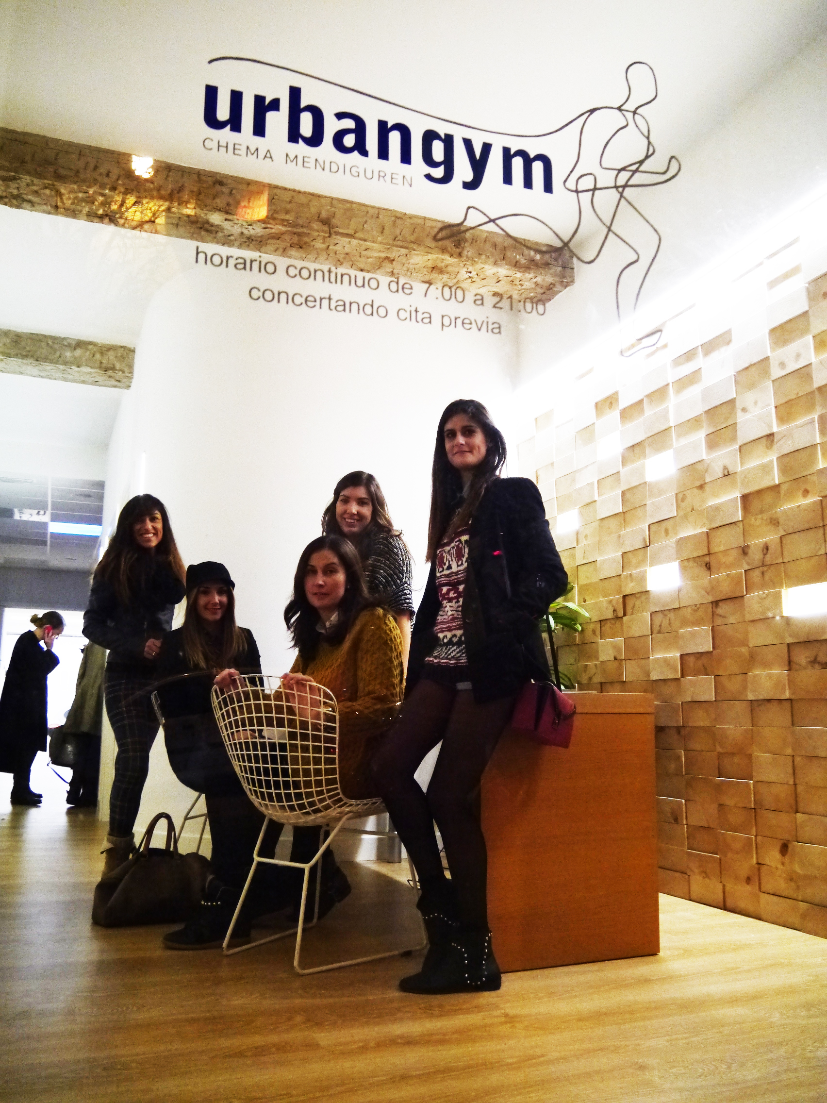 bloggers urban gym santander