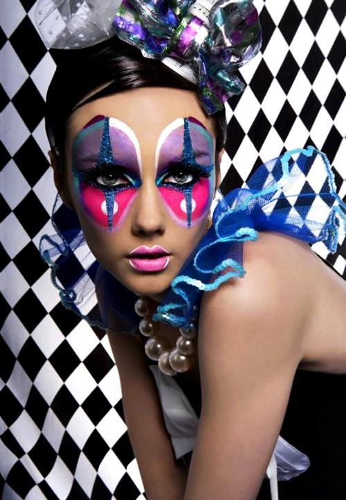Maquillaje de Carnaval (última hora) - Cocktail de mariposas