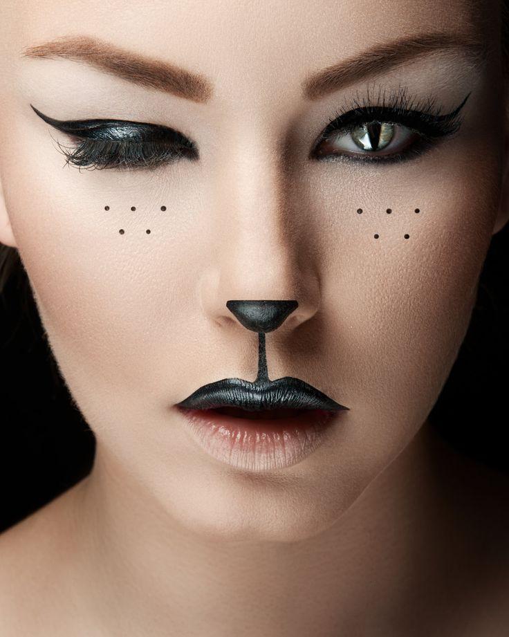 maquillaje disfraz halloween