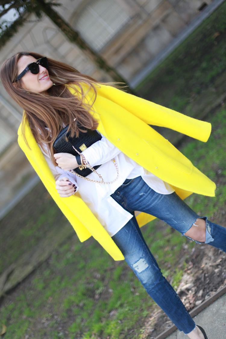 inspiracion en amarillo