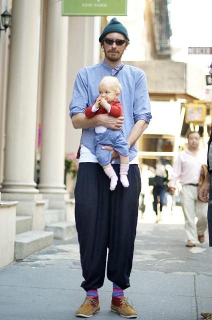 padre de moda