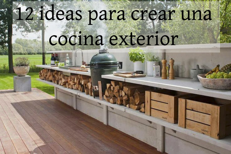 cocina exterior ideas e inspiraci n cocktail de mariposas