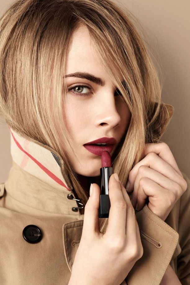 Maquillaje de labios oto o invierno 2015 cocktail de for Labios burdeos